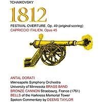 1812 Festival Overture, Op. 49: Overture