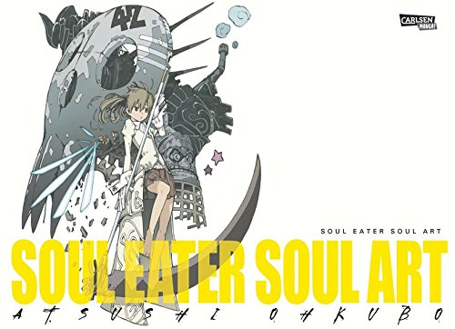 Pdf Soul Eater Soul Art Artbook Download