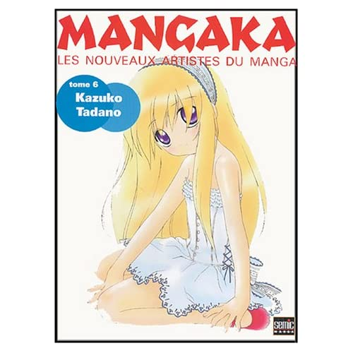 Mangaka, Tome 6 : Kazuko Tadano