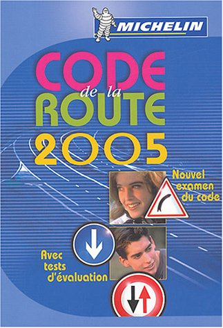 Code de la route par Guide Michelin