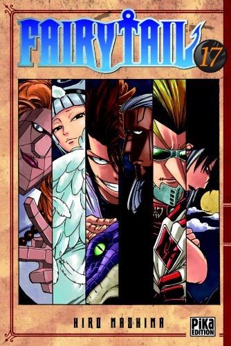 Fairy Tail Edition simple Tome 17