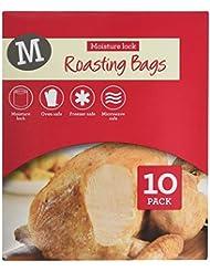 Morrisons Microwave & Roasting Bags, 10 Bags