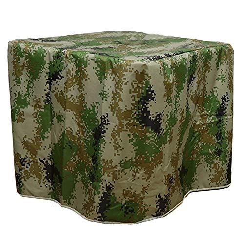 LIXIONG Abdeckung Gartenmöbel Draussen Quadrat Tabelle Und Stuhl Staub Abdeckung Terrasse Gerät Regenfest Schützend Fall, 33 Größe (Size : 308x138x98cm) -