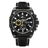 Smart Watch Outdoor 30 Meter Wasserdicht Uhr Leuchtenden Armband Quarz Stoppuhr/Kalender Für Reisen, Geschenk Für Freunde