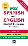 Best Vox Dictionaries - VOX Spanish and English Student Dictionary (Vox Dictionaries) Review