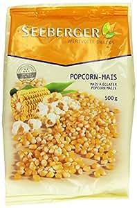 Seeberger Popcorn-Mais, 500 g Packung