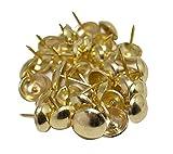 350 PCS reine Farbe Metall Pushpins scharfe und dauerhafte Pushpins für Office / School, B7