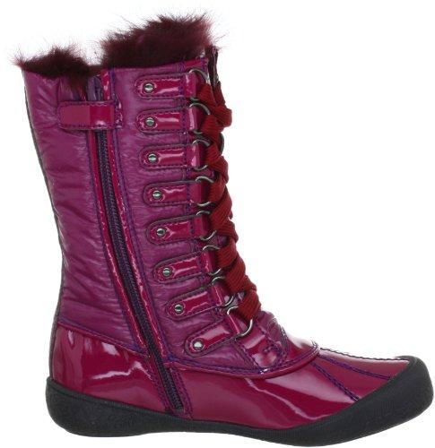 Naturino Lyn01 300067501, Bottes fille Violet-TR-SW102