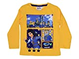 Playmobil Licensed Boys T-Shirt Long Sleeve 3-8 Years (3 años)