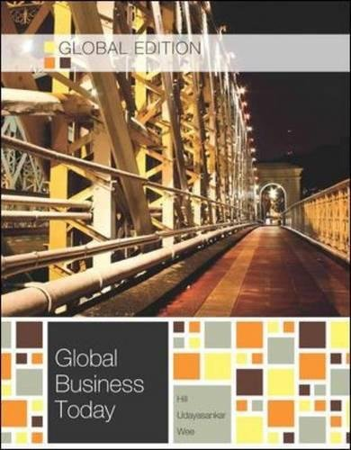 Global Business Today por Charles W. L. Hill