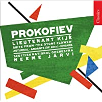 Prokofiev, S.: Lieutenant Kije Suite / the Tale of the Stone Flower / Dreams / Andante / Autumnal Sketch