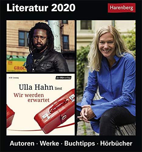 Literatur 2020 15,4x16,5cm