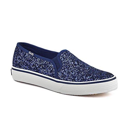 zapatillas-keds-modelo-double-decker-glitter-azul-38