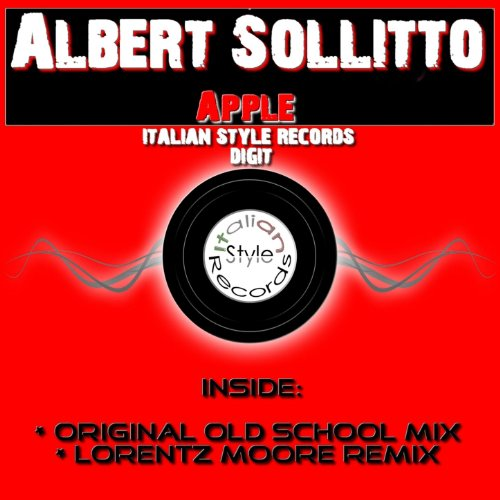 Apple EP Albert Von Apple