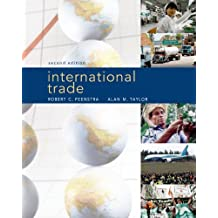 International Trade by Robert C. Feenstra (2010-11-12)