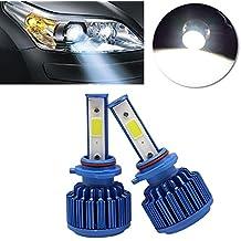 Ralbay 9005/HB3 80W 4400LM Car LED Headlight Fog Driving lamp6000K Cool White