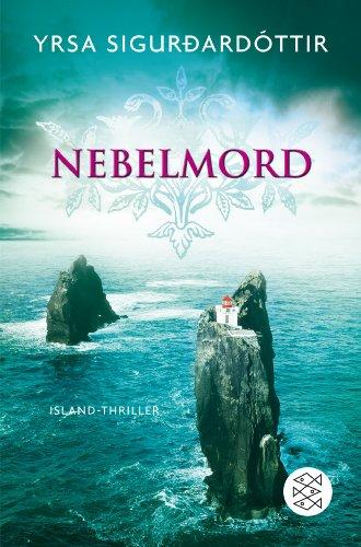 Buchseite und Rezensionen zu 'Nebelmord' von Yrsa Sigurdardottir