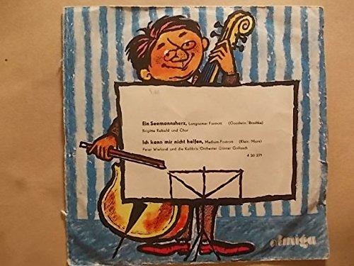 Ein Seemannsherz / Ich kann mir nicht helfen (Kann Vinyl Box)