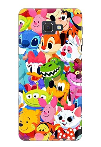 CareFone Designer Printed Back Cover For Samsung Galaxy J7 Prime