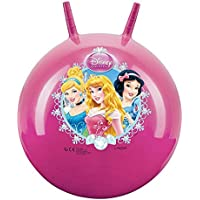 Disney Princess Pink Space Hopper Springball - Suitable From 3 Years