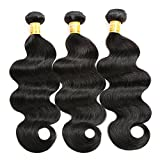 Best Grade Of Human Hair Weave - Malaysian Hair 3 Bundles,QueenStar Malaysian Virgin Body Wave Review