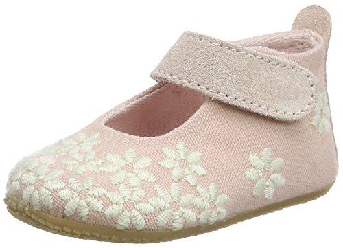 Living Kitzbühel Baby Mädchen Babyball. Blumenstick Lauflernschuhe, Pink (Rosewater), 25 EU