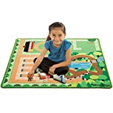 Melissa Doug Round The Ranch Horse Rug