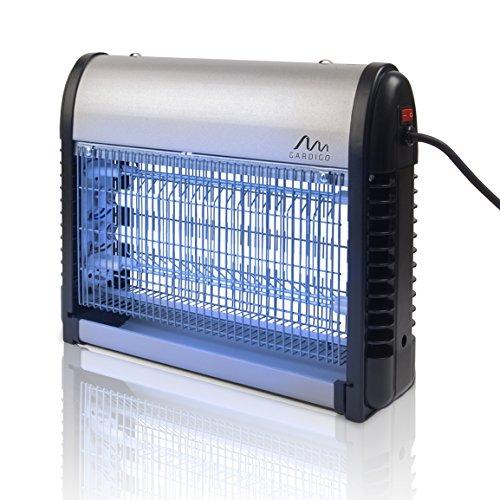 Gardigo UV-Insektenvernichter Profi 70 m² gegen Mücken, Fliegen, Moskitos   ohne Chemie   Insektenabwehr für Büro und Küche   deutscher Hersteller