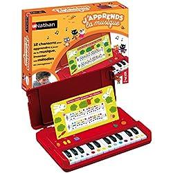 Nathan - 31075 - J'apprends la musique