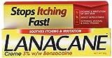 Lanacane Medicated Skin Cream Tube 60G