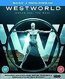 Westworld S1 [Edizione: Regno Unito] [Blu-ray] [Import italien]
