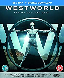 Westworld S1 [Edizione: Regno Unito] [Blu-ray] [Import italien] (B01M1O49JE)   Amazon Products