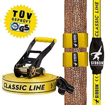 Gibbon Line Cuerda y Tensor...