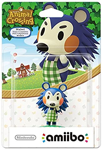 Amiibo 'Animal Crossing' - Layette