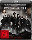 The Expendables 2 - Back for War (Special Uncut Edition) [Blu-ray] [Special Edition] -