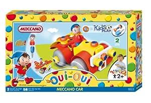 Meccano 318051 1er age construction voiture oui - Oui oui et sa voiture ...