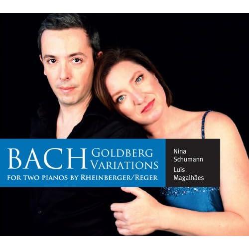 Goldberg Variations, BWV 988 (Arr. for 2 Pianos): Var. 19, à 1 clav.