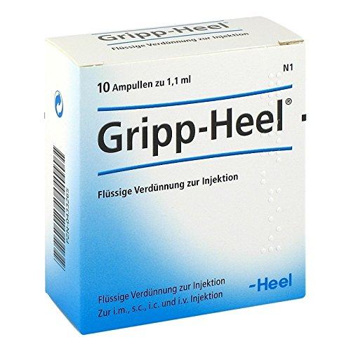 Gripp-heel Ampullen 10 stk -
