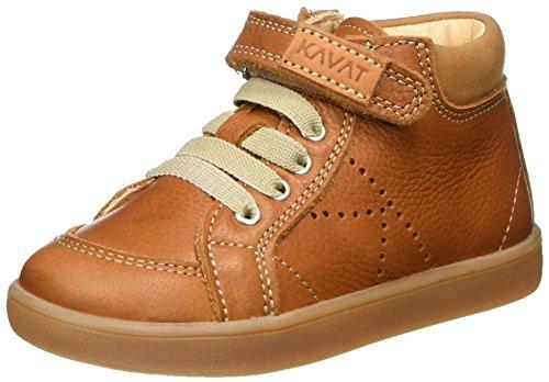KavatVästerby Ep - Pantofole a Stivaletto Unisex - Bambini , marrone (Marrone (Light Brown)), 27 EU