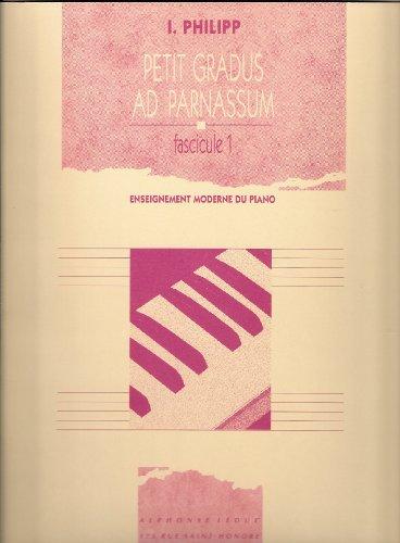 PETIT GRADUS AD PARNASSUM VOLUME 1 PIANO