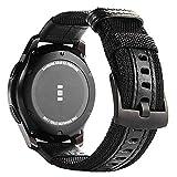 HECHEN Samsung S3 Smart Watch Belt-Leder Getriebe S3 Nylon Gurt-Ersetzen 22Mm