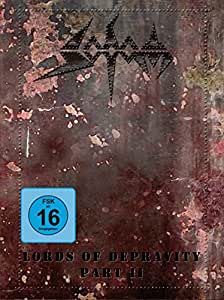 Lords Of Depravity Part II [DVD] [2011]