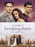 Breaking dawn - The Twilight saga - Part 1 (extended edition) [(extended edition)] [Import anglais]