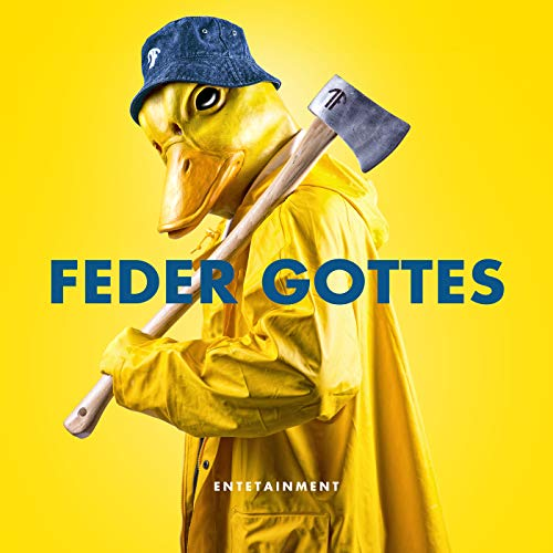 Feder Gottes [Explicit] 4 Line Analog