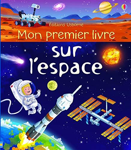 Mon premier livre sur l'espace par Emily Bone