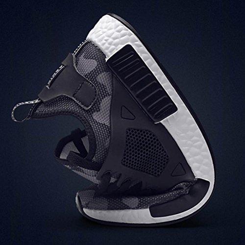 Chaussures De Sport Pour Hommes, Longra Chaussures De Sport Respirantes Pour Hommes, Chaussures De Sport Gris