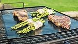 BBQ Grillmatten - Set aus 2 - 100% anti-haft und