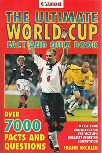 World Cup Fact and Quiz Book