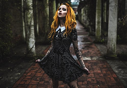 Killstar - Robe - Femme Noir - Noir