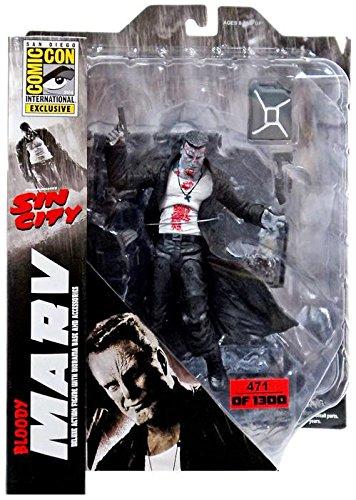 Sin City Select Blutige Marv Action-Figur Sin City Select Bloody Marv Action Figure